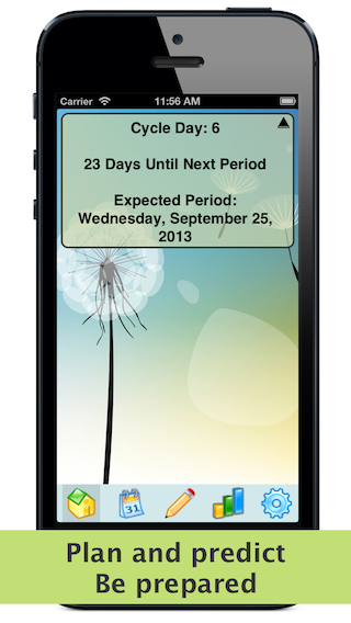 [Free Menstrual Calendar Plan and predict